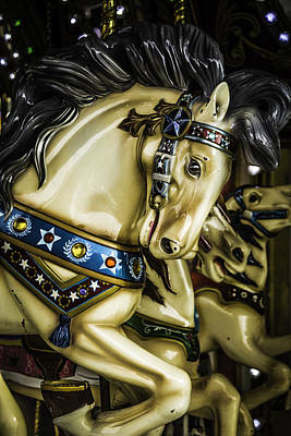 Wild Horses Ride Print by Garry Gay