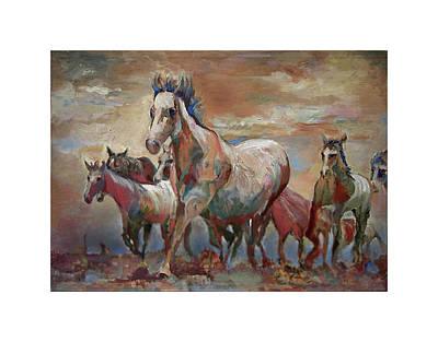 Wild Horses Original