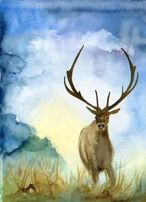 Wild Life Art Print by Bitten Kari