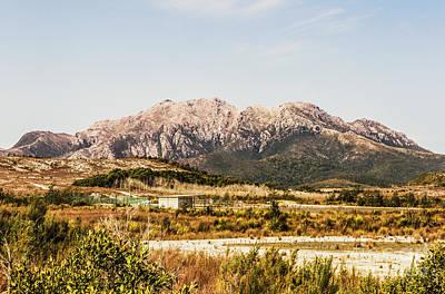 Nature Art Photograph - Wild Mountain Range by Jorgo Photography - Wall Art Gallery