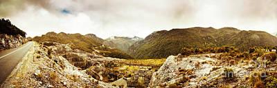Stunning Photograph - Wild Mountain Terrain by Jorgo Photography - Wall Art Gallery