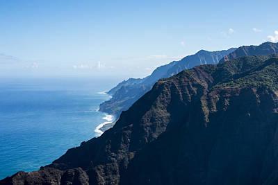 Photograph - Wild Na Pali Coast by Robert Potts