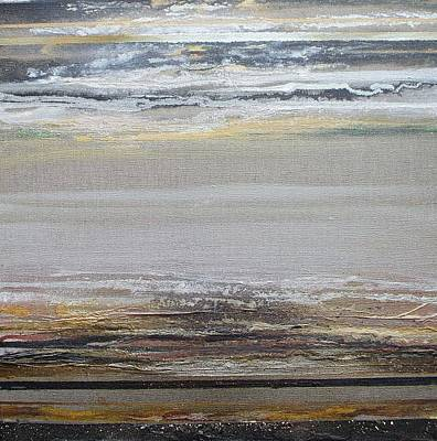 Autumn Landscape Mixed Media - Wild Redesdale Autumn Series No3 by Mike   Bell