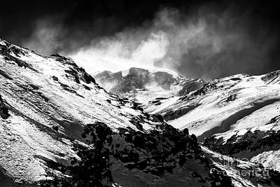 Photograph - Wild Ride In The Chilean Andes by John Rizzuto