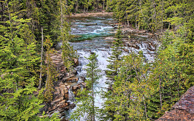 Photograph - Wild River by John M Bailey