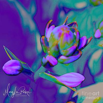 Mixed Media - Wild Side by MaryLee Parker