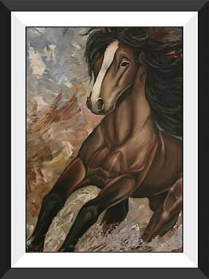 Wild Stallion  Original