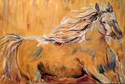 Painting - Wild Thing by Barbara Pirkle