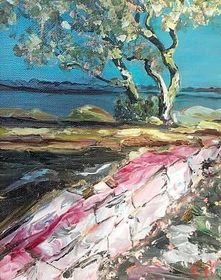 Painting - Wild Tree by Ray Khalife