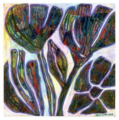 Wild Weed 3 Art Print