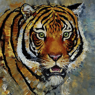 Painting - Wild Will by Arti Chauhan