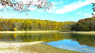 Photograph - Wildasin Flats - Autumn  by Donald C Morgan