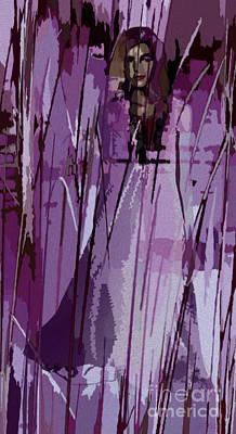 Painting - Wildberry Crush by Tlynn Brentnall