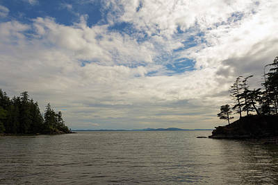 Photograph - Wildcat Cove In Larrabee State Park by David Gn