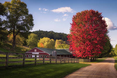 Photograph - Wildcat Hollow Farm by Kim Carpentier