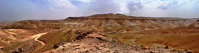 Photograph - Judean Desert by Atul Daimari