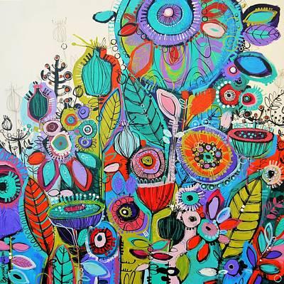 New Years - Wilderness by Irina Rumyantseva