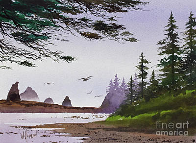 Painting - Wilderness Sanctuary by James Williamson