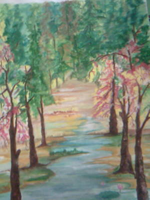 Painting - Wilderness by Seema Sharma