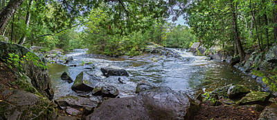 Photograph - Wilderness Waterway by Bill Pevlor