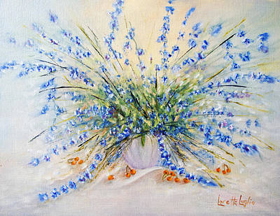 Painting - Wildflower Celebration by Loretta Luglio