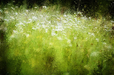 Painting - Wildflower Field by Christina VanGinkel