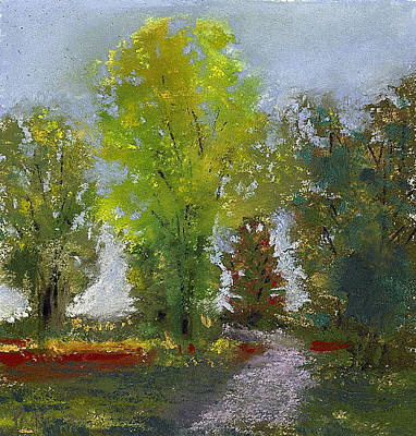 Autumn Painting - Wildlife Refuge by David Patterson