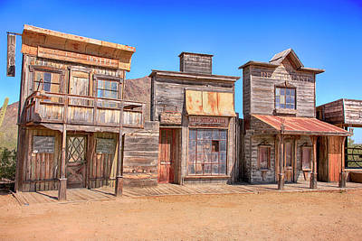 Photograph - Wildwest  by Chris Smith