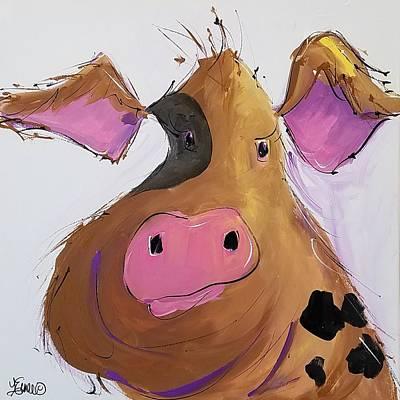 Painting - Wilhemina by Terri Einer