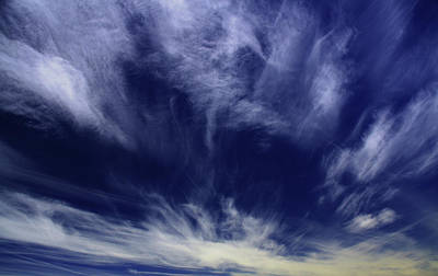Photograph - Will O The Wisp Cloudforms by Nareeta Martin