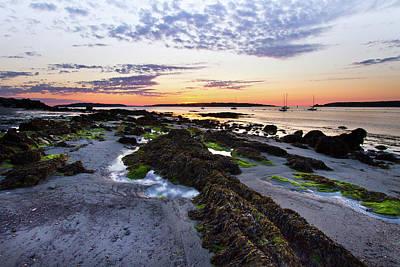 Photograph - Willard Beach by Ed Fletcher