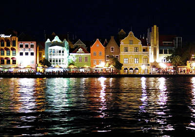Photograph - Willemstad, Island Of Curacoa by Kurt Van Wagner