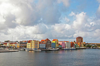 Photograph - Willemstad by Jean-Luc Baron
