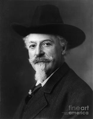 William Buffalo Bill Cody, American Art Print by Science Source
