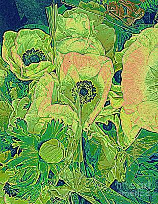 Digital Art - William Morris Tribute by Nancy Kane Chapman