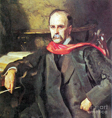 William Osler, Canadian Physician Art Print
