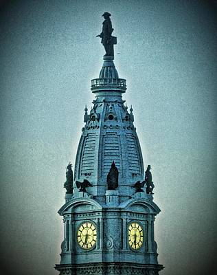 Photograph - William Penn On Top by Joan Reese
