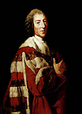 Photograph - William Pitt by Diana Angstadt
