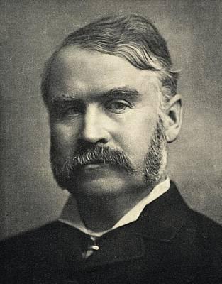 William Schwenck Gilbert,1836-1911 Art Print