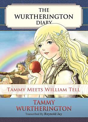 William Tell Cover Art Original