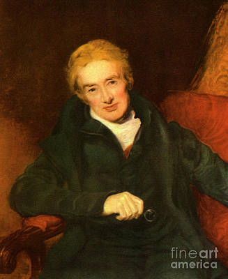 Painting - William Wilberforce By George Richmond by George Richmond