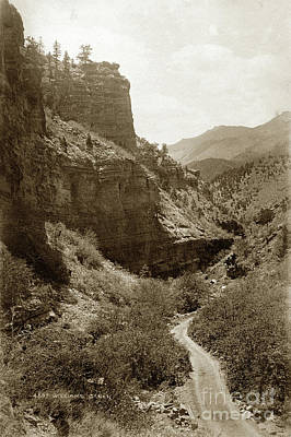 Photograph - William's Canon No. 466 by California Views Mr Pat Hathaway Archives