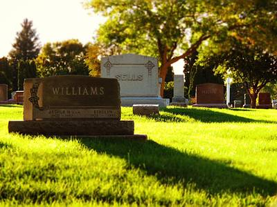 Photograph - Williams by Kyle West
