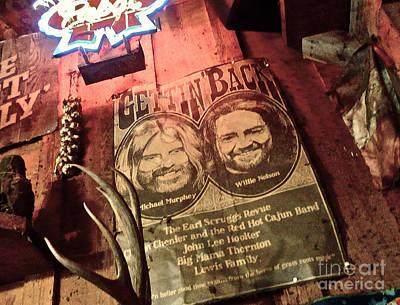 Willie Nelson Michael Murphey Original by Chuck Taylor