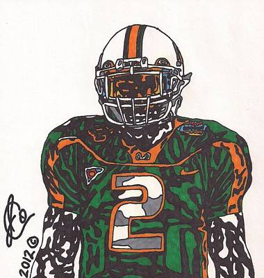 Willis Mcgahee 2 Original by Jeremiah Colley