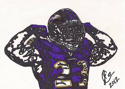 Willis Mcgahee Original by Jeremiah Colley