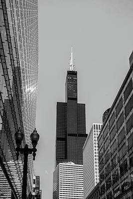 Photograph - Willis Tower by John McArthur