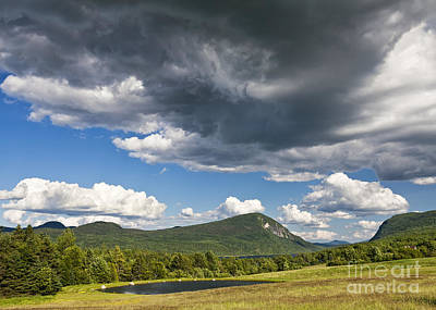 Photograph - Willoughby Storm Clouds by Alan L Graham