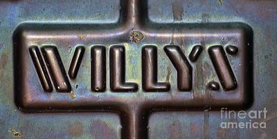 Willys Art Print