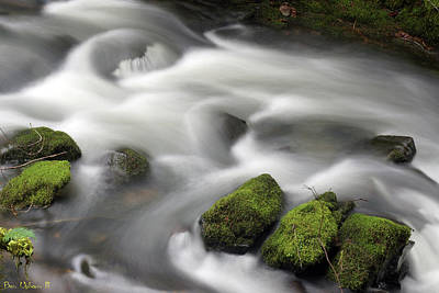 Photograph - Wilson Creek #11 by Ben Upham III